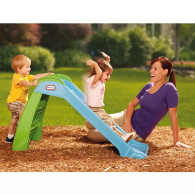 Toboggans Toboggan bleu Little Tikes First