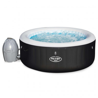 Spas Bestway Lay-Z-Spa Cuve thermale gonflable Miami Air Jet