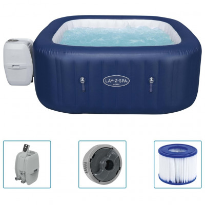 Spas Bestway Cuve thermale gonflable Lay-Z-Spa Hawaii AirJet
