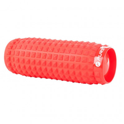 Rouleaux en mousse Pure2Improve Rouleau de massage gonflable Rouge